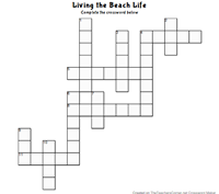 CrosswordPuzzle